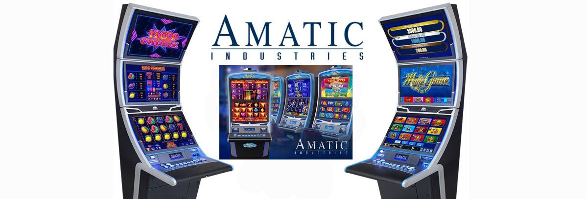 игровой провайдер Amatic